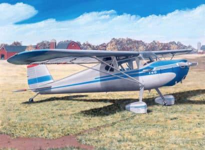 Aviation Art by Sam Lyons, 140-Perfection