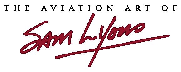 The Aviation Art of Sam Lyons